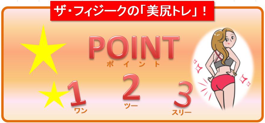 美尻ポイント123